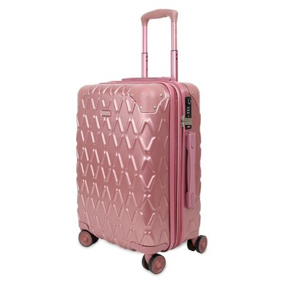 "J World Dia 20"" Polycarbonate Spinner Carry On Suitcase"