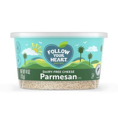 Follow Your Heart Dairy-Free Shredded Parmesan - 4oz