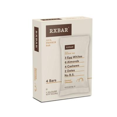 RXBAR Coconut Chocolate Protein Bars - 4ct