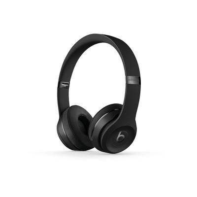 Beats Solo³ Wireless On-Ear Headphones - Black