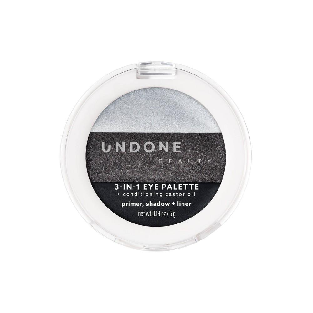 Image of UNDONE BEAUTY 3-in-1 Eye Palette - Smoulder - 0.17oz