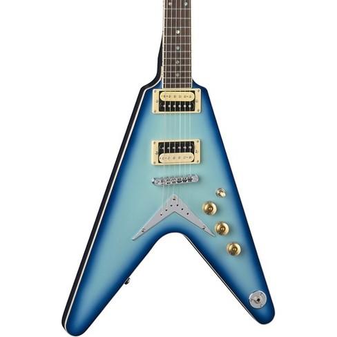 Dean V 79 Electric Guitar Blue Burst - image 1 of 4