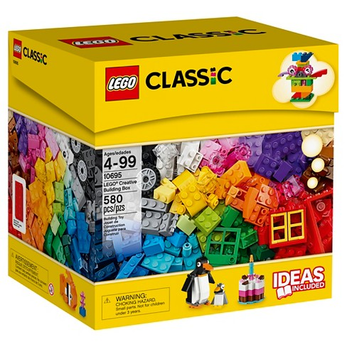 LEGO® Creative Building Box 10695 - image 1 of 13