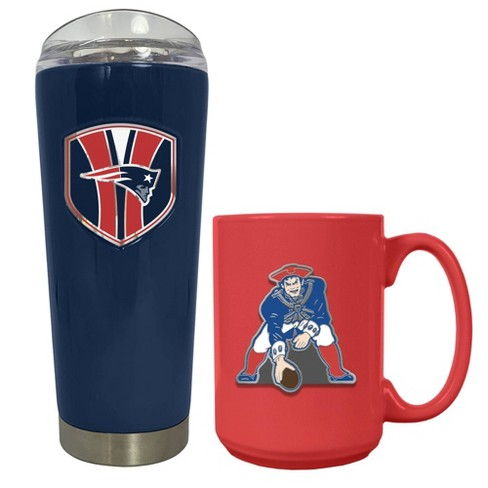 NFL New England Patriots Roadie Tumbler and Mug Set - image 1 of 1