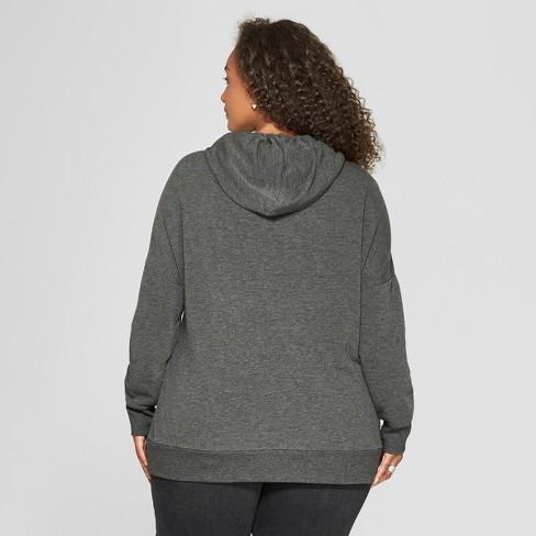 Womens Stranger Things Plus Size Logo Graphic Hoodie Juniors