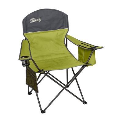 Coleman Cooler Quad Chair - Fern