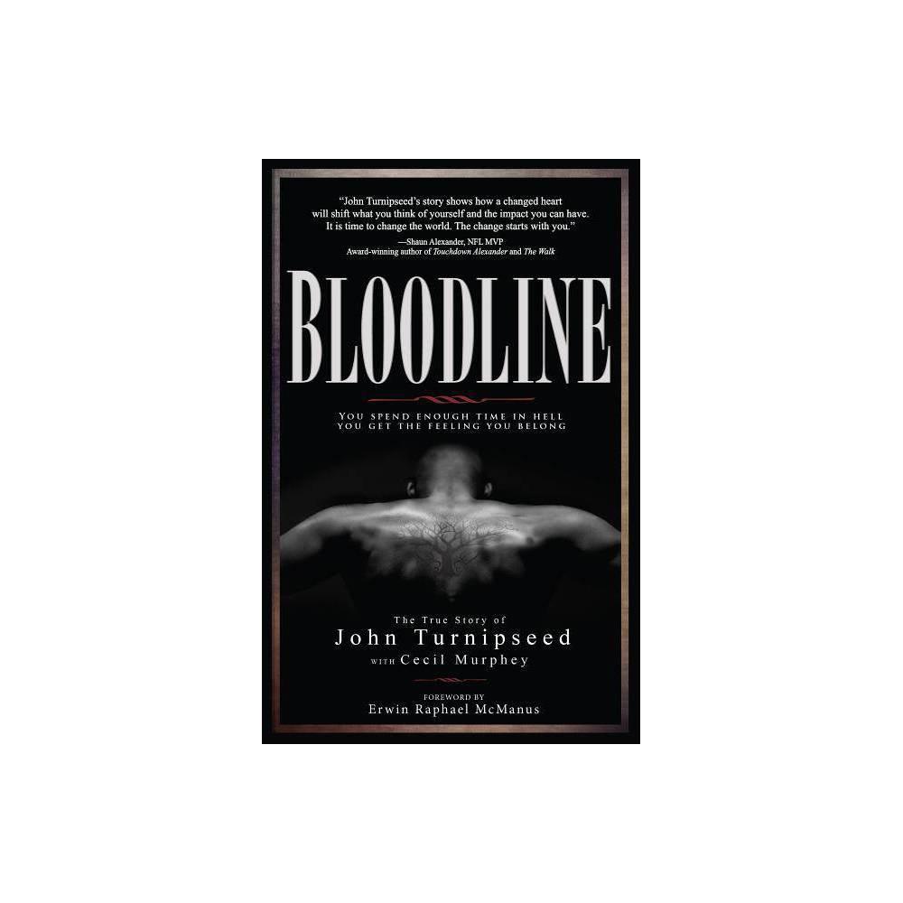 Bloodline By John Turnipseed Paperback