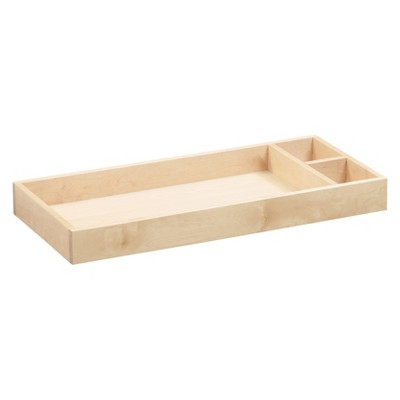 Ubabub Removable Changer Tray for Nifty - Natural Birch