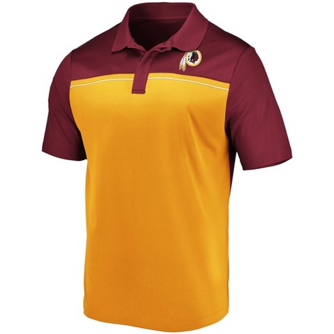 48dc0b85 NFL Washington Redskins Men's Spectacular Polo T-Shirt - XXL