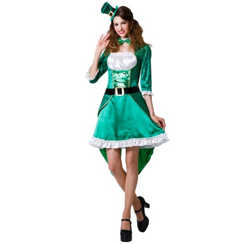 92edd9b9 Women's Leprechaun St. Patrick's Day Costume - Spritz™ : Target