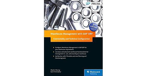 Warehouse Management With SAP ERP : Functionality and Technical Configuration (Updated / Revised) - image 1 of 1