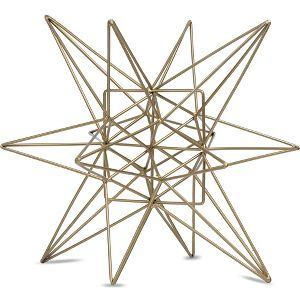 Star Figurine Metal Tabletop Dcor In