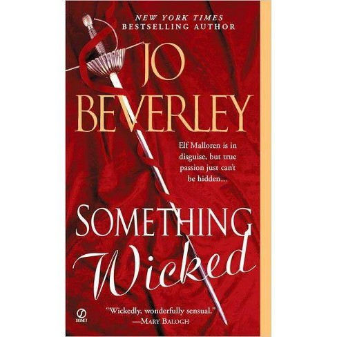 Something Wicked - (Mallorean Novel) by  Jo Beverley (Paperback) - image 1 of 1