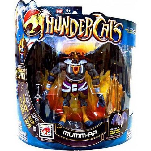 "Thundercats MUMM-RA 4/"" Thunder Lynx Figure 2011"