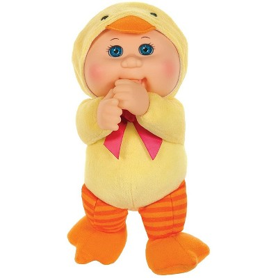 Jazwares Cabbage Patch Kids Cuties Collection, Daphne the Ducky Baby Doll