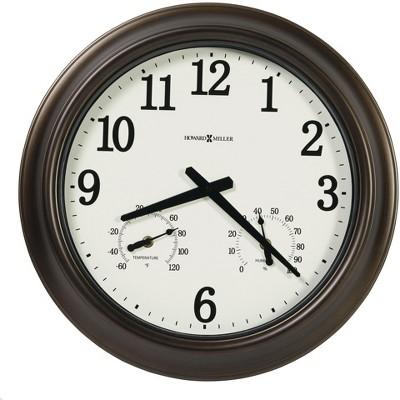 Howard Miller 625675 Howard Miller Bayshore Outdoor Wall Clock 625675