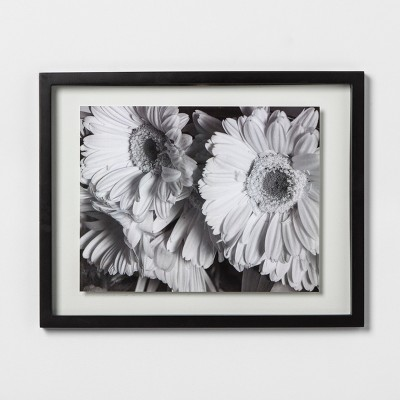 Single Picture Float Frame Black 11  x 14  - Made By Design™