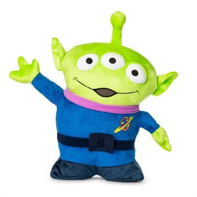 Toy Story Alien Buddy Pillow Green