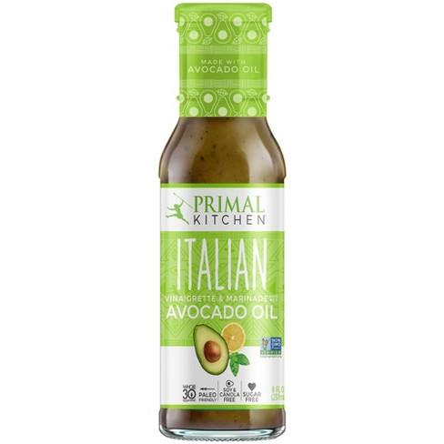 Primal Kitchen Italian Vinaigrette with Avocado Oil - 8oz - image 1 of 4