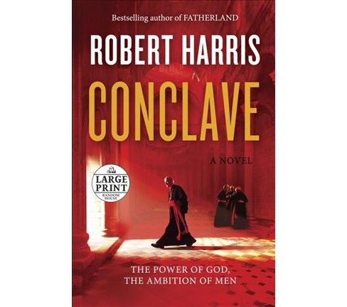 Conclave (Paperback) (Robert Harris) - image 1 of 1