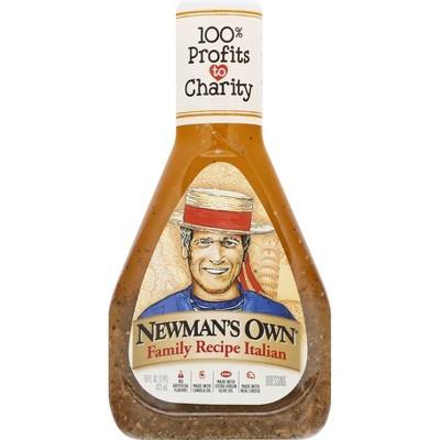 Newman's Own Family Recipe Italian Dressing - 16fl oz