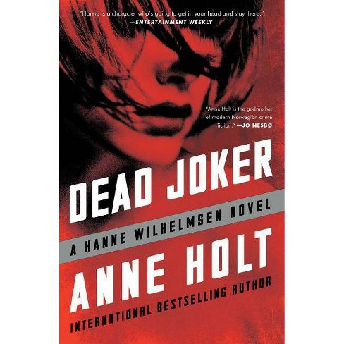 Dead Joker - (Hanne Wilhelmsen Novel) by  Anne Holt (Paperback) - image 1 of 1