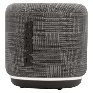 FABRIQ Riff Voice-Activated Alexa-Enabled Wireless Smart Speaker - Gray
