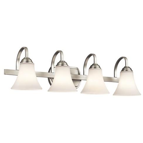 "Kichler 45514 Keiran 30"" Wide 4-Bulb Bathroom Fixture - image 1 of 1"