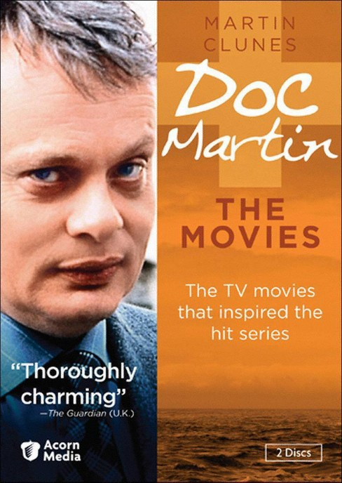 Doc martin:Movies (DVD) - image 1 of 1