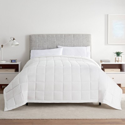 Down Alternative Quilted Bed Blanket - Serta