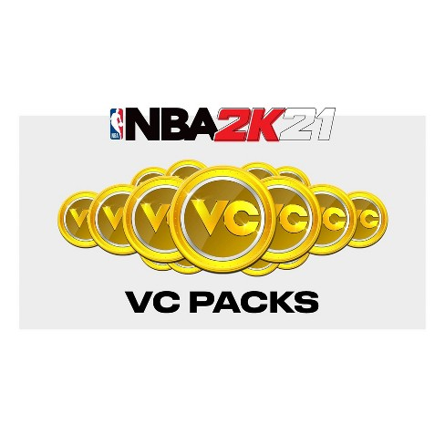 NBA 2K21: 200,000 Virtual Currency - Nintendo Switch (Digital) - image 1 of 1