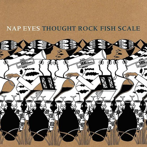 Nap eyes - Thought rock fish scale (Vinyl) - image 1 of 1