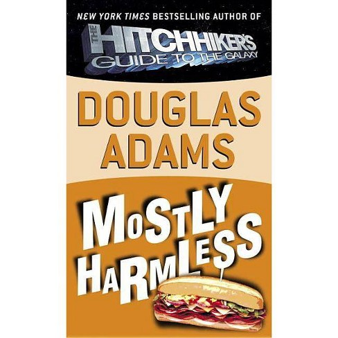Mostly Harmless - by  Douglas Adams (Hardcover) - image 1 of 1