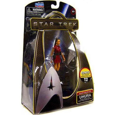 Star Trek 2009 Movie Uhura Action Figure [Enterprise Uniform] - image 1 of 1