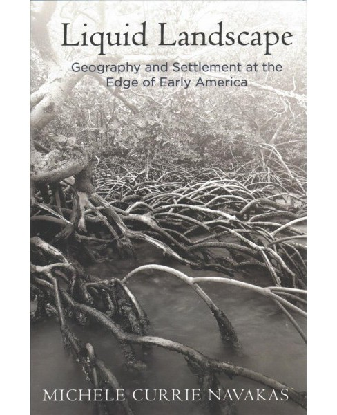 Liquid Landscape : Geography and Settlement at the Edge of Early America (Hardcover) (Michele Currie - image 1 of 1