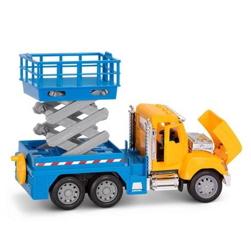DRIVEN Scissor Lift Truck Micro Series - image 1 of 4