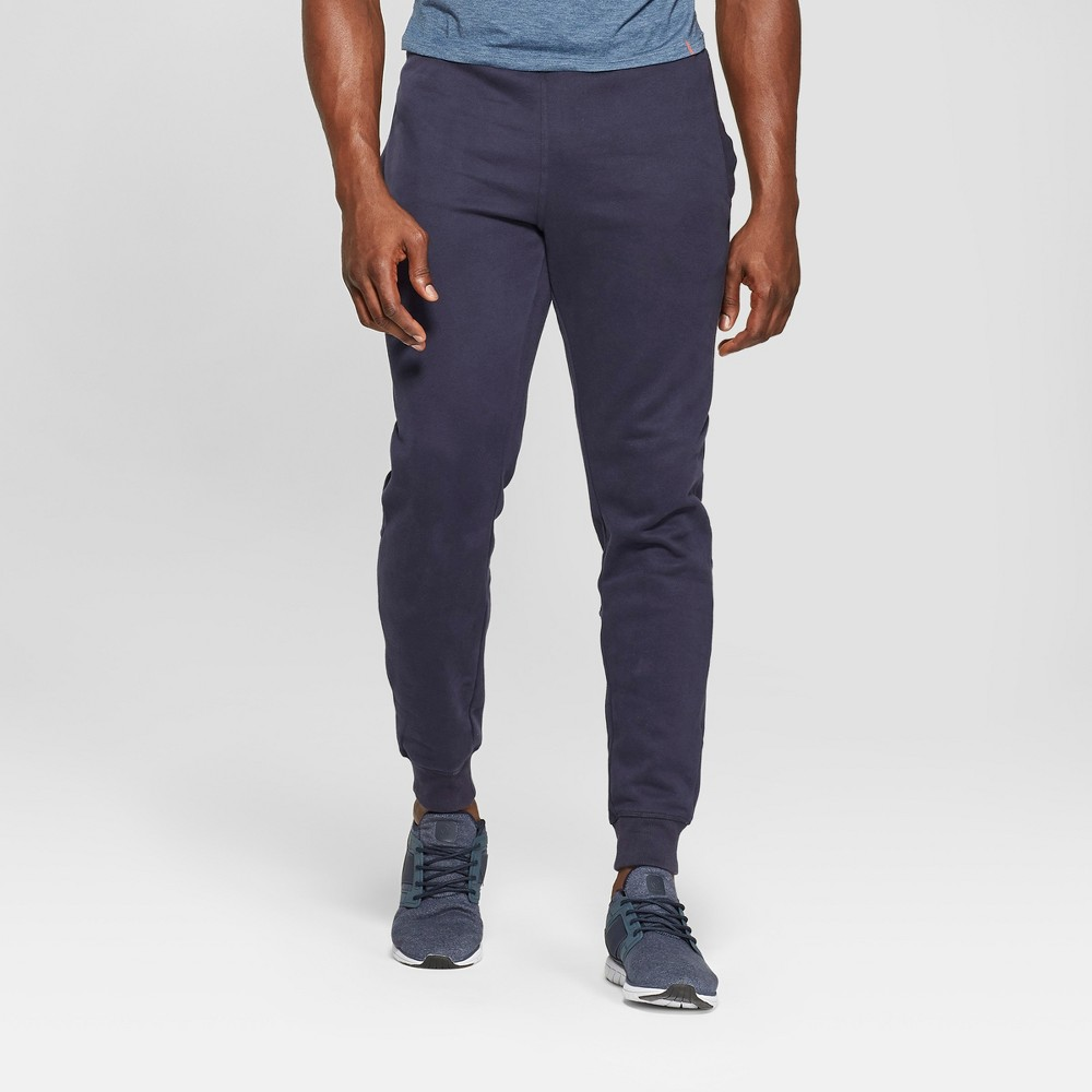 Men's Authentic Fleece Sweatpants Jogger - C9 Champion Navy (Blue) XL