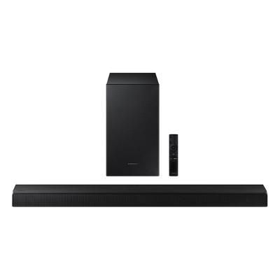 Samsung 2.1 Ch Soundbar with 290W with Wireless Sub - Black HW-A50M/ZA