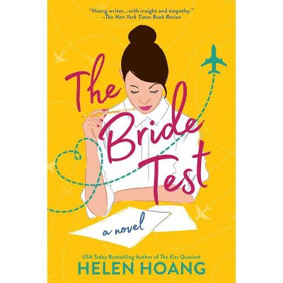 Bride Test -  by Helen Hoang (Paperback)
