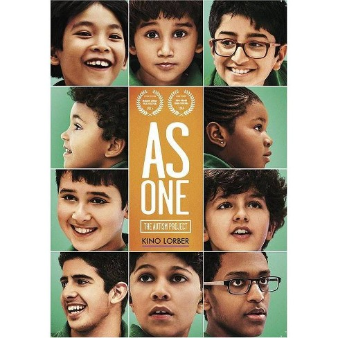 As one [videorecording (DVD)] : the Autism Project / Image Nation Abu Dhabi ; co-director and producer, Hana Makki ; producer & executive producer, Danielle Perissi. image cover