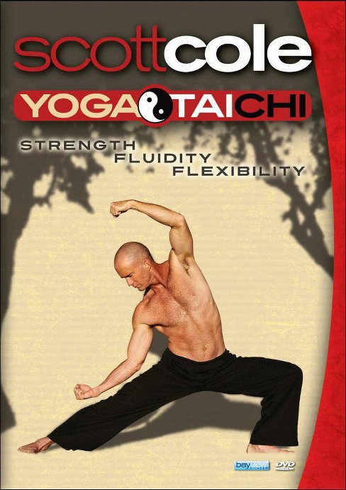 Scott cole:Yoga tai chi (DVD) - image 1 of 1