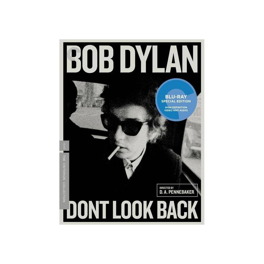 Bob Dylan Don T Look Back Blu Ray