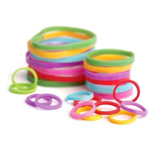 Goody Multi Size Elastic - 275ct - image 1 of 1