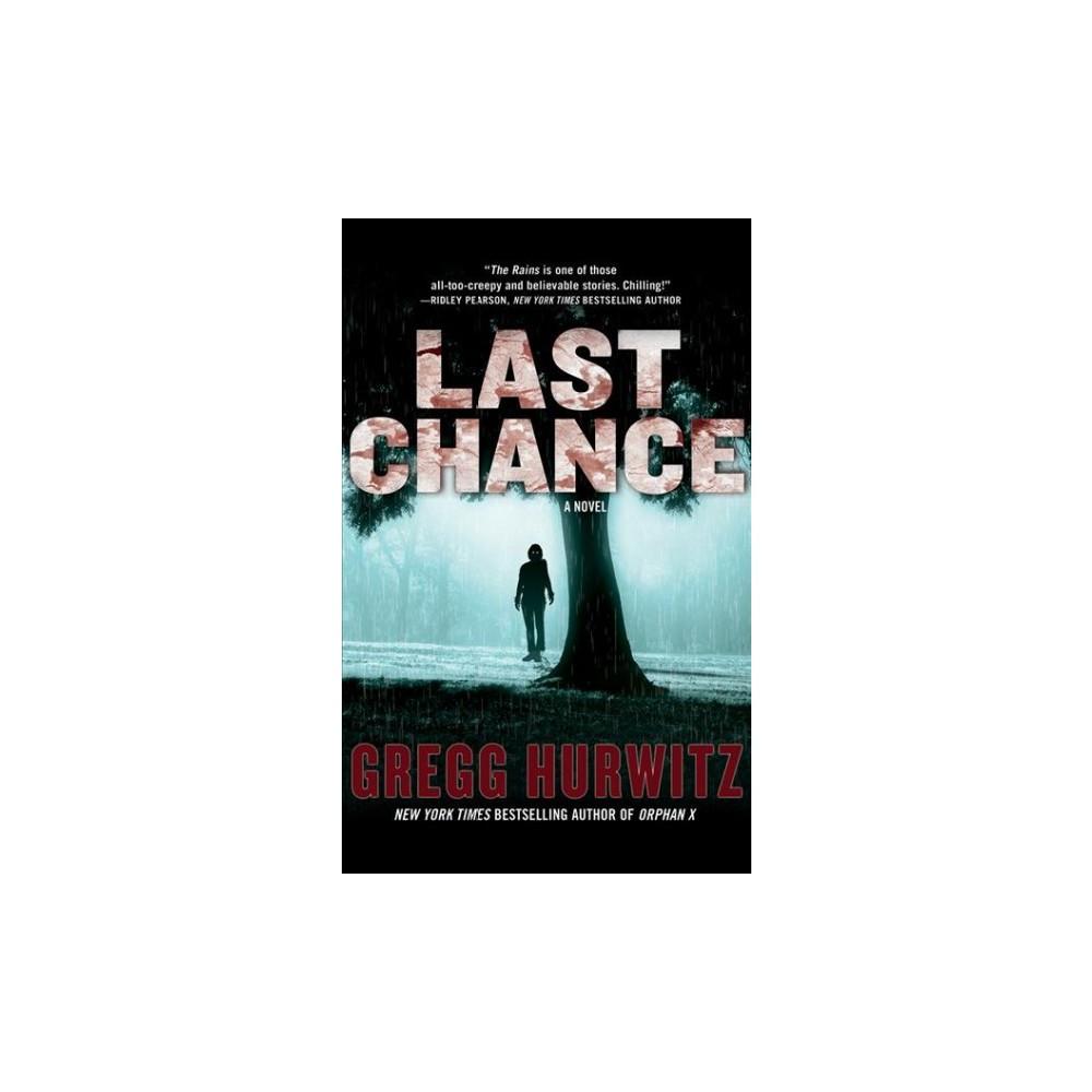 Last Chance - Unabridged (Rains Brothers) by Gregg Hurwitz (CD/Spoken Word)
