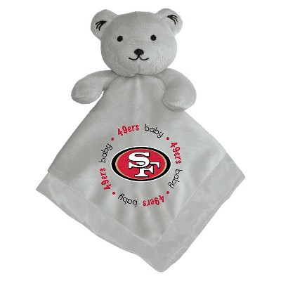 San Francisco 49ers Baby Fanatic Gray Security Bear