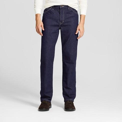 0f98871d3503e9 Dickies Men s Big   Tall Relaxed Straight Fit Denim 5-Pocket Jean ...