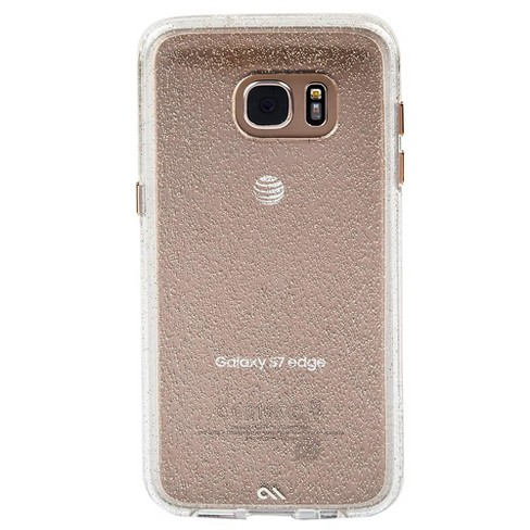 innovative design 886d6 7315f Case-Mate Samsung Galaxy S7 Edge Sheer Glam Naked Tough Cases