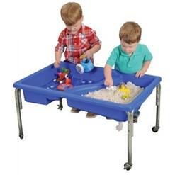 """Children's Factory Neptune Sand & Water Table - Regular Height - 24"""""""