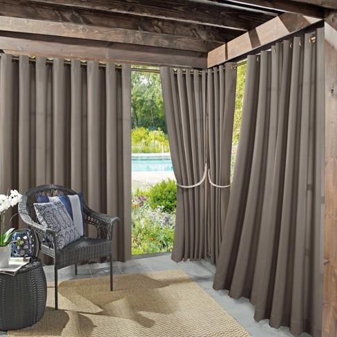Rodham Indoor Outdoor Energy Efficient Uv Resistant Curtain Panel