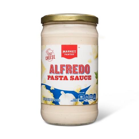 Alfredo Pasta Sauce 22oz - Market Pantry™ - image 1 of 1